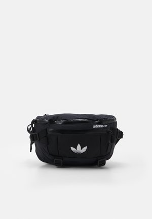 WAISTBAG UNISEX - Bältesväska - black/white