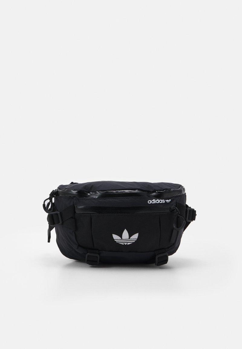adidas Originals - WAISTBAG UNISEX - Bum bag - black/white