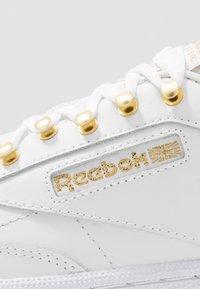 Reebok Classic - CLUB C 85 - Sneaker low - white - 2