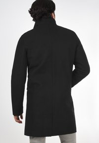Solid - JAMPA - Classic coat - black - 2