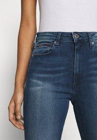 Tommy Jeans - SYLVIA SUPER  - Jeans Skinny - blue - 4