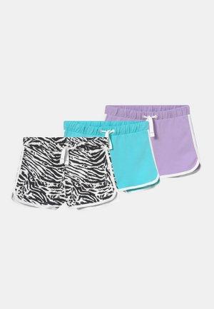 ECOM PLAIN 3 PACK - Shorts - multi-coloured