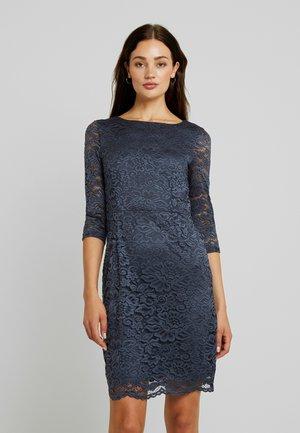 STELLA DRESS COLOR - Robe fourreau - ombre blue
