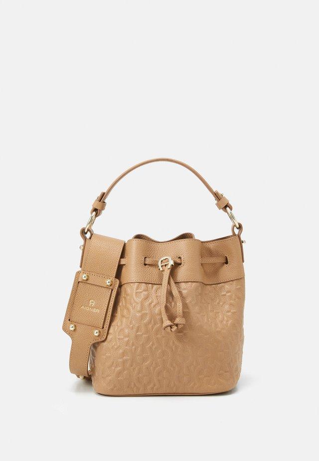 TARA BAG - Handbag - beige