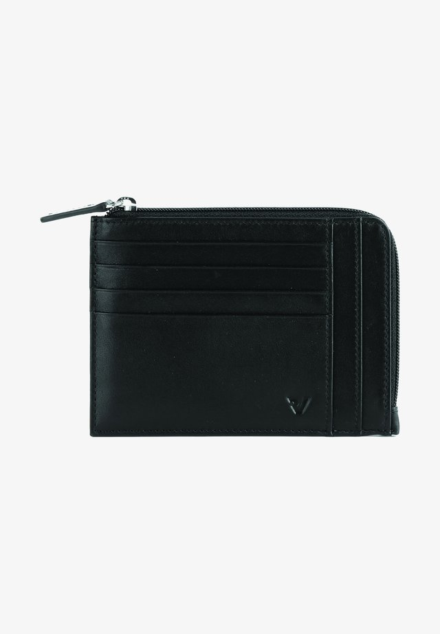 Business card holder - anthracite