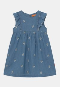 Staccato - Denim dress - blue denim - 0