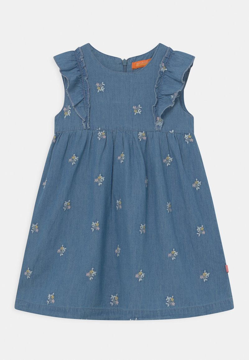 Staccato - Denim dress - blue denim
