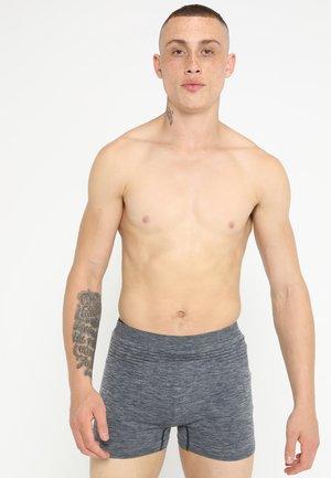 PERFORMANCE LIGHT - Pants - grey melange