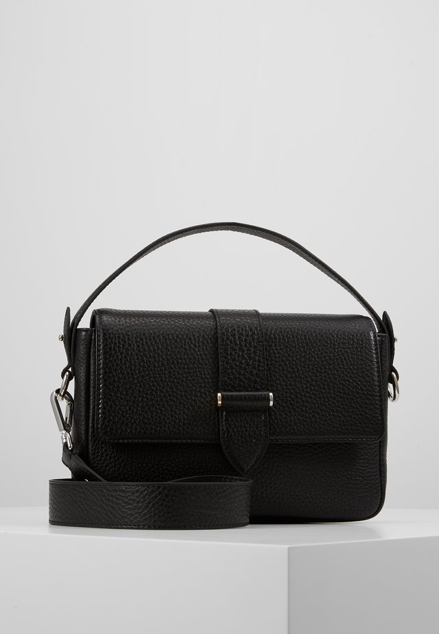HALEY HANDBAG - Handväska - black