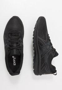 ASICS - SCOUT - Chaussures de running - black/carrier grey - 1