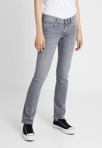 Pepe Jeans - HOLLY - Jean droit - denim - 0