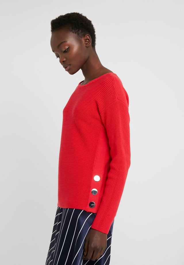 SELPHIE - Neule - bright red