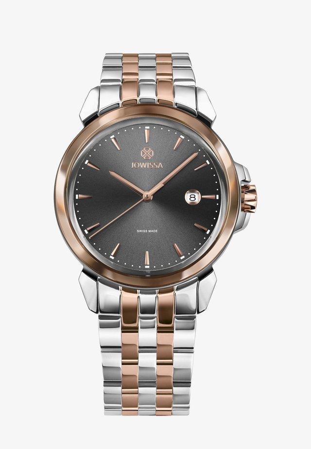 Horloge - rosa grau