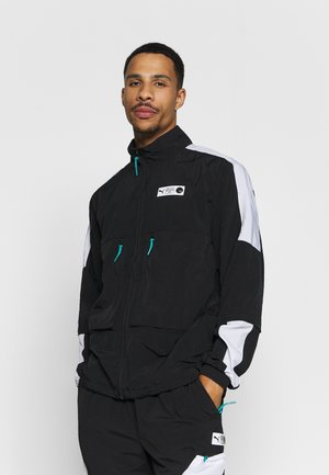 PARQUET WARM UP - Veste de survêtement - black