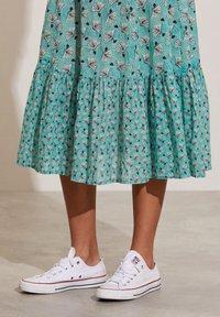 Odd Molly - Jerseyklänning - dusty turquoise - 4