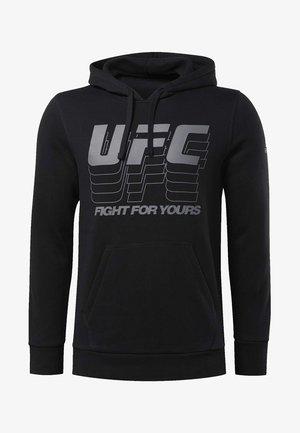 UFC FG HOODIE - Hoodie - black