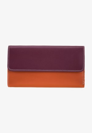 TRI-FOLD - Wallet - bordeaux
