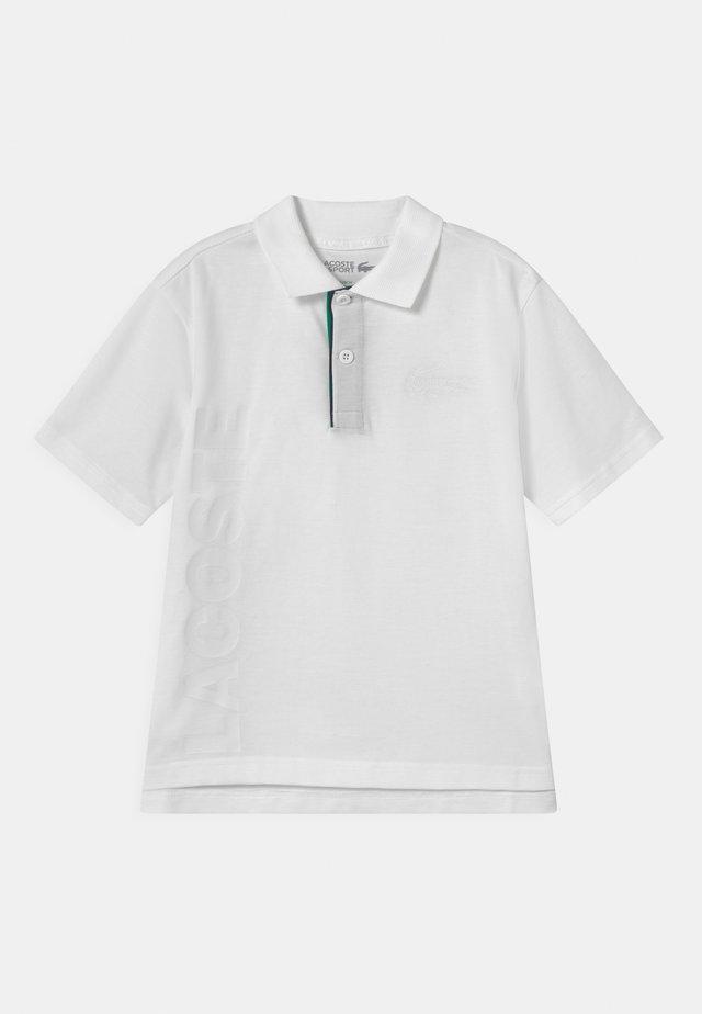 UNISEX - Polo - white