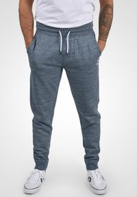 Blend - HENNY - Pantaloni sportivi - dark navy blue - 0