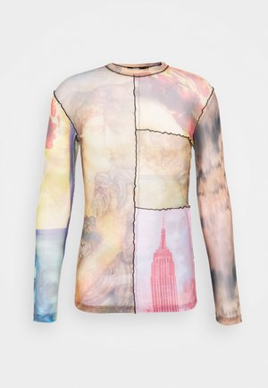 RENAISSANCE CUT AND SEW - Long sleeved top - beige