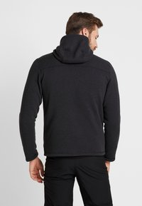 The North Face - GORDON LYONS HOODIE - Veste polaire - black heather - 2