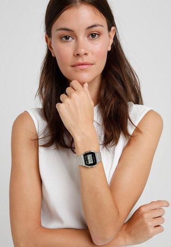 Digital watch - silber