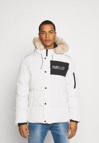 PARELLEX - SHADOW BUBBLE - Winter jacket - off-white - 0