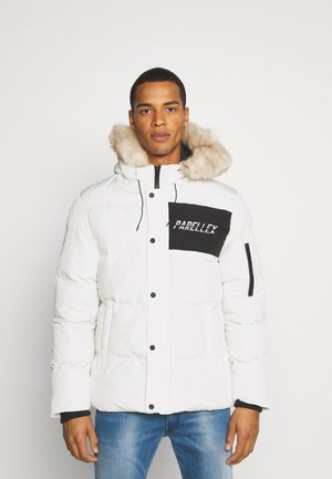 SHADOW BUBBLE - Giacca invernale - off-white