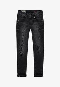 Vingino - ANZIO - Jeans Skinny Fit - dark grey vintage - 2