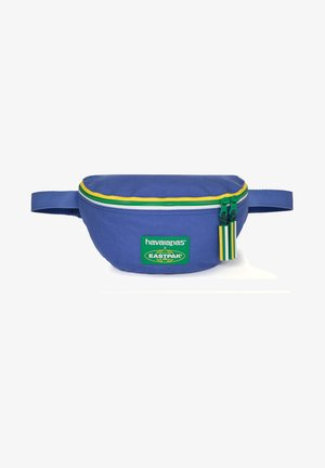 SINGLE - Bum bag - havaianas green
