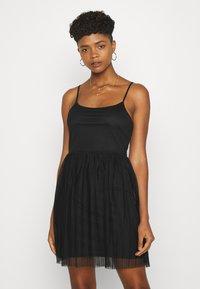 Even&Odd - Vestito elegante - black - 0