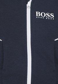 BOSS Kidswear - CARDIGAN UNISEX - veste en sweat zippée - navy - 2