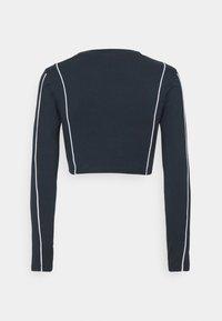 Ellesse - RUSSIA CROP  - Langærmede T-shirts - navy - 5