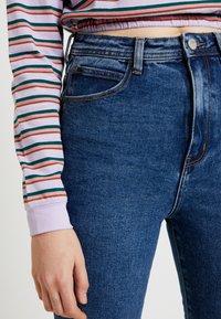 ZIGGY Denim - MEET MY MUM STRETCH - Relaxed fit jeans - dark blue eyes - 5