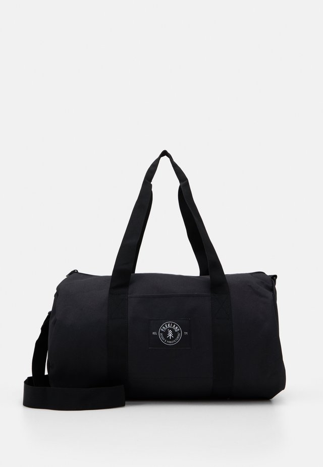 LOOKOUT SMALL BLACK - Sports bag - black