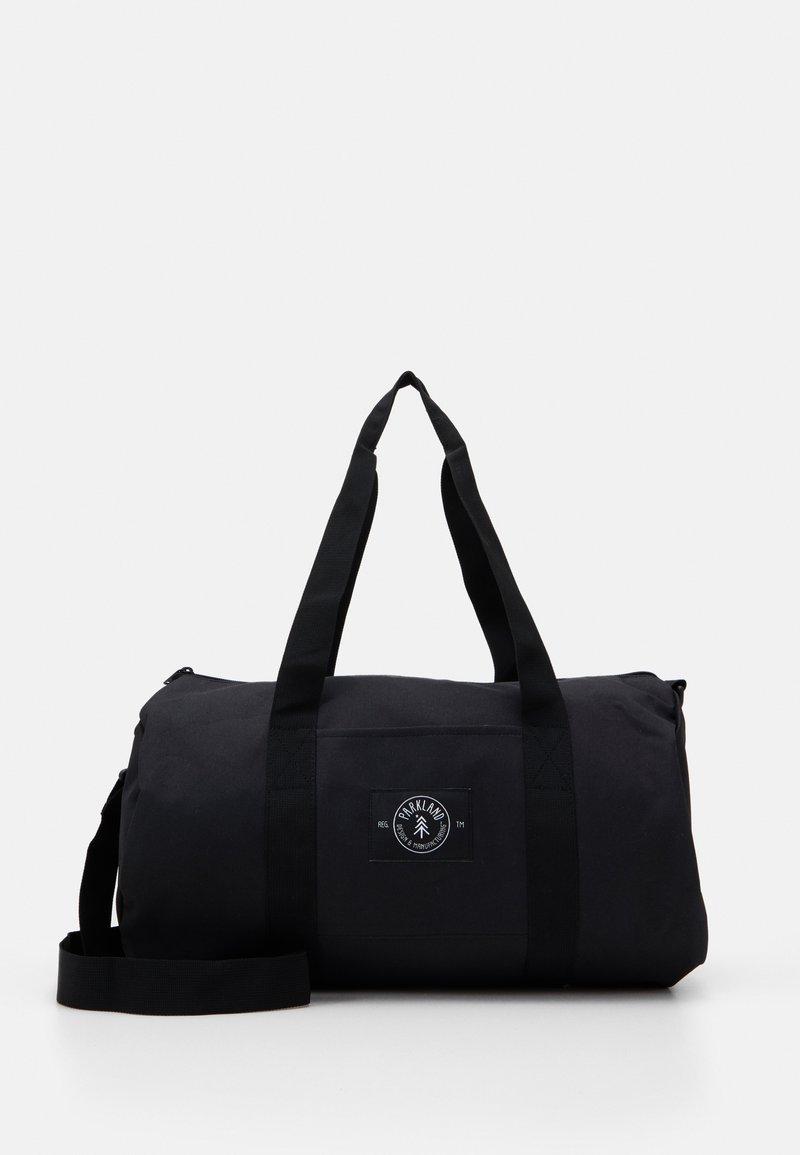 Parkland - LOOKOUT SMALL BLACK - Sports bag - black