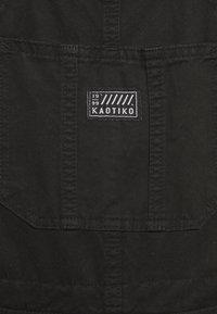 Kaotiko - Jeans straight leg - black - 2