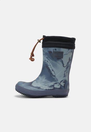 SOFT GALLERY THERMO UNISEX - Stivali di gomma - blue