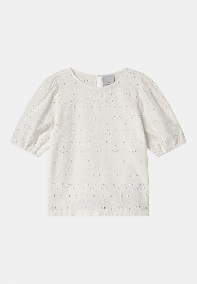 TILLIE - T-shirts med print - cloud dancer