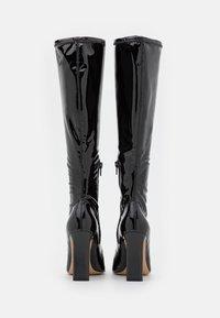 ALDO - EDIGORWEN - Bottes à talons hauts - black - 3