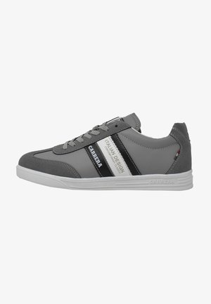 Sneakers basse - ciment black