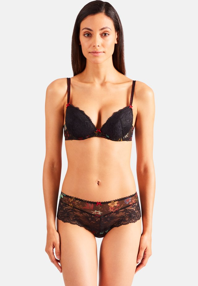 Soutien-gorge push-up - black