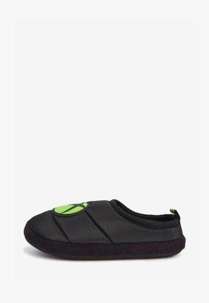 XBOX MULE SLIPPERS - Slippers - black