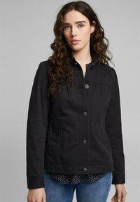 edc by Esprit - Summer jacket - black - 0