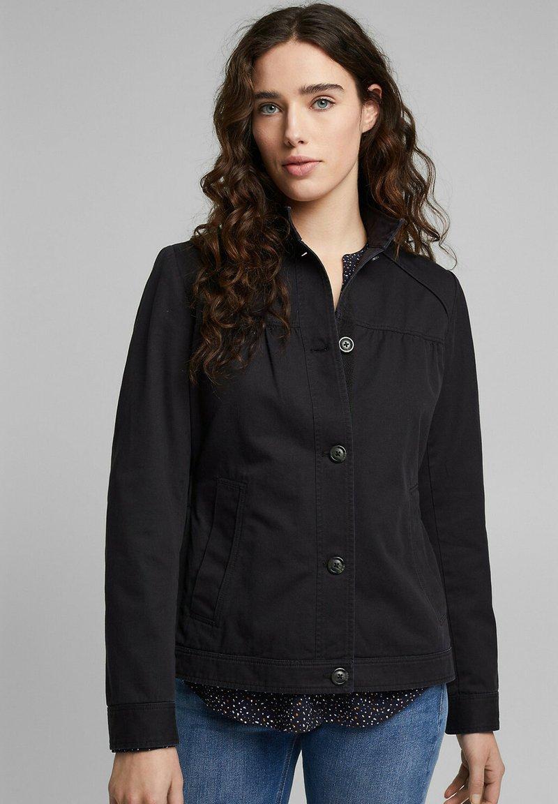 edc by Esprit - Summer jacket - black