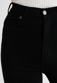 Dr.Denim Tall - MOXY HIGH WAIST - Skinny-Farkut - black - 5
