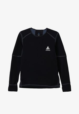 CREW NECK X-WARM               - Tílko - black