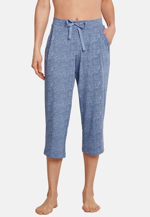Pyjama bottoms - jeansblau