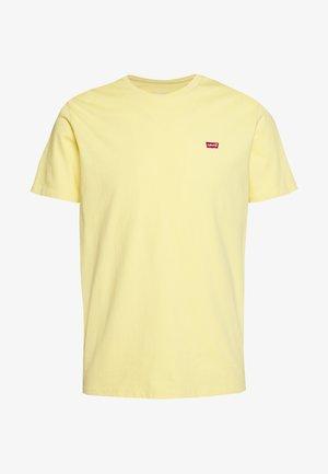 ORIGINAL HM TEE - T-shirts med print - dusky citron