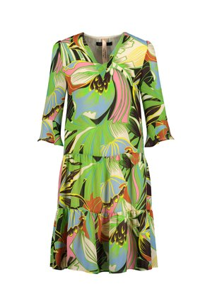 MARC CAIN DAMEN KLEID - Day dress - multicolor (90)